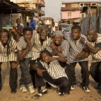 "The Sierra Leone Refugee All-Stars are featured on the new EP, ""The Long Road."""