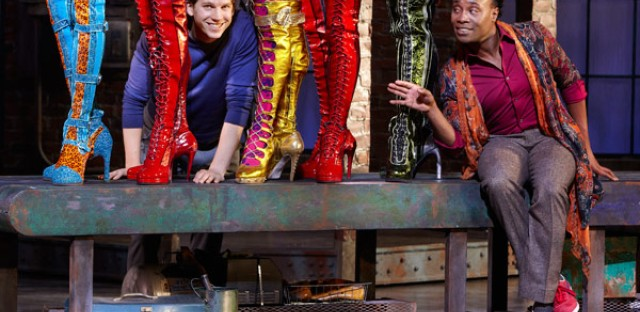 Daily Rehearsal: Snatch half price tickets to 'Kinky Boots' while you can