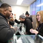 The Herbal Care Center Of Chicago On The First Sale of Recreational Marijuana