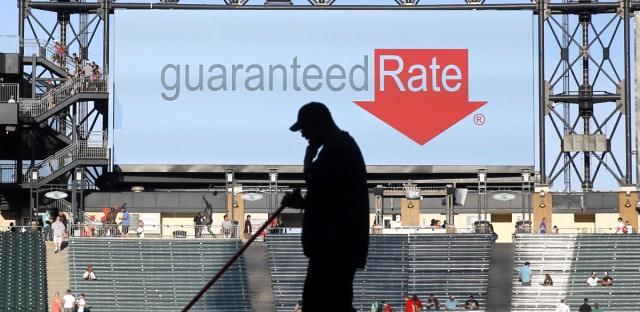U.S. Cellular Field will become known as Guaranteed Rate Field starting in November. The team and the mortgage company announced a 13-year naming rights deal on Wednesday. The ballpark has been named U.S. Cellular Field since 2003 after being called new Comiskey Park from 1991 to 2002.