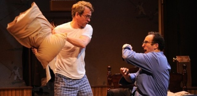 'The Dueling Critics' head to 'The Boys Room'