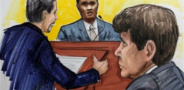 Fun with Blago court drawings: Do I smell an animated sitcom?