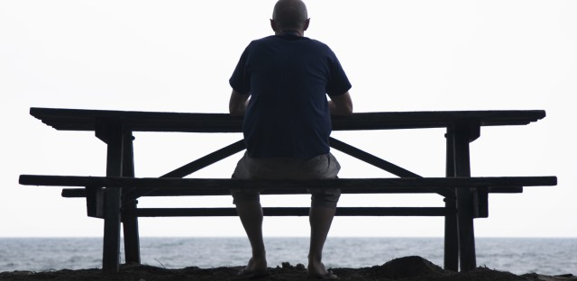 Hidden Brain : The Lonely American Man Image