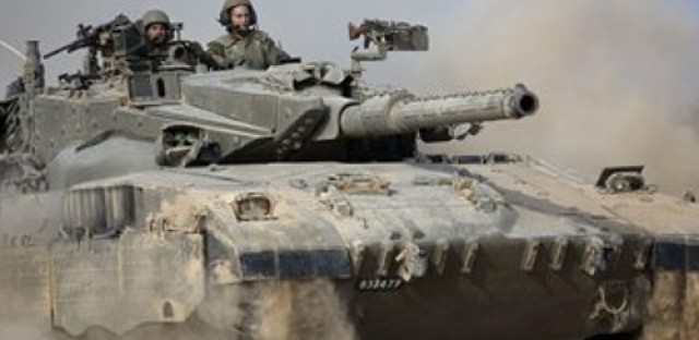 Israel launches ground offensive in Gaza