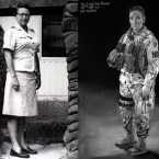 Women In War: 'I've Lived Out There With The Guys'