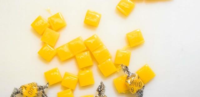 Curl's fruity Dreams Come Chew candies