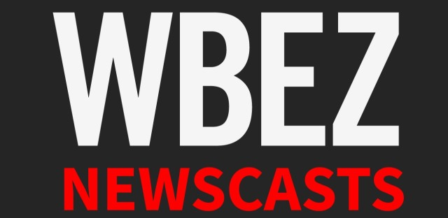 Logo for WBEZ Newscasts