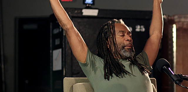 On Being : [Unedited] Bobby McFerrin with Krista Tippett Image