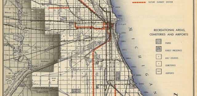 chicago map old