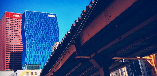 Chicago soul singer also performs well behind the camera, photographing architecture and places