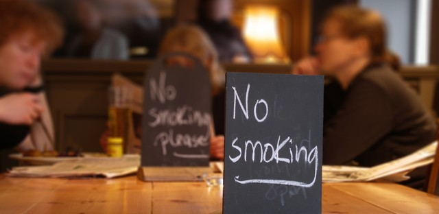 Who wins if we lift the smoking ban in casinos and bars? The shower industry