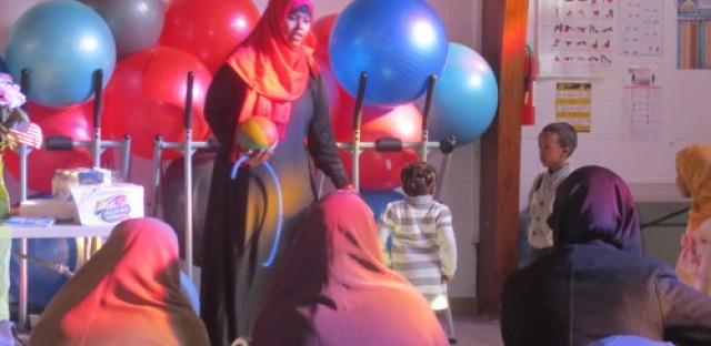 Global Activism: Helping Somali refugee women