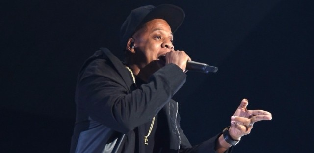 JAY-Z, shown performing at Barclays Center of Brooklyn
