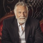 "Jonathan Goldsmith plays ""The Most Interesting Man in the World"" in beer company Dos Equis' ad campaign."