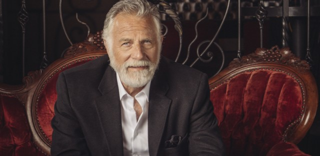 """Jonathan Goldsmith plays """"The Most Interesting Man in the World"""" in beer company Dos Equis' ad campaign."""