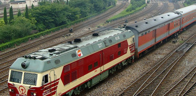 'The Iron Ministry' explores China's railways