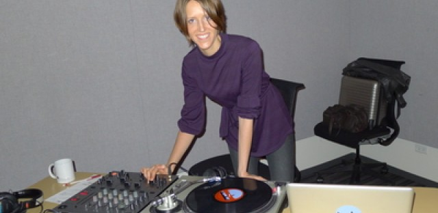 DJ Series: Musician and sound designer Kate Simko goes solo