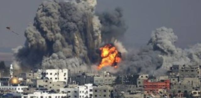Gaza and U.S. Policy across Middle East