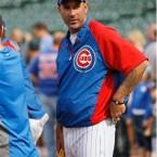 Cubs manager Dale Sveum