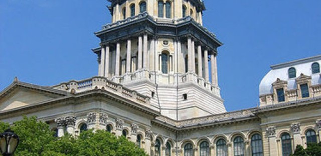 Illinois general assembly votes on pension deal