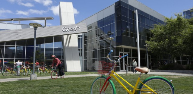 """The lawsuit appears to be the first to make class action sex bias claims against Google,"" according to Reuters."