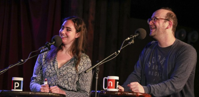 Ask Me Another : Josh Gondelman And Catherine Cohen: Brooklyn Famous Image