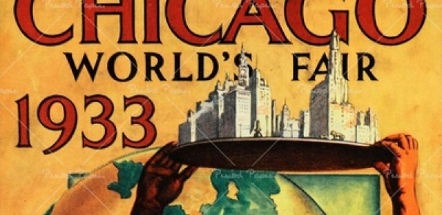 When the future came to Chicago: a glimpse of the 1933 World's Fair (and in color, too)