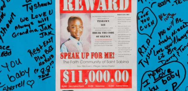 Police Make Arrest in Fatal Shooting of 9-year-old Tyshawn Lee