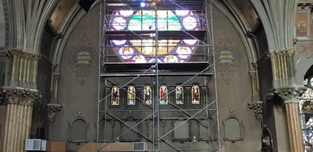 Sankofa Peace Window