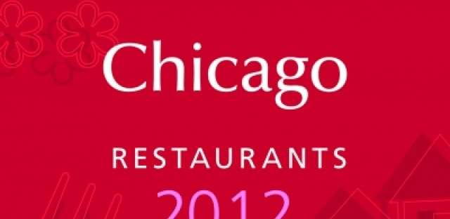 Michelin updates Chicago guide for 2012