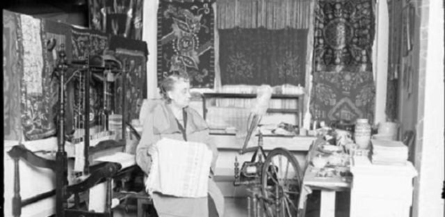Jane Addams, 1927