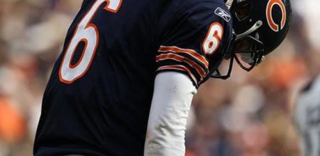 What's next for the Chicago Bears after benching Jay Culter?