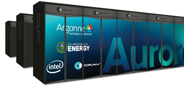 Argonne Aurora Supercomputer
