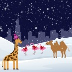 Winter Zoo Animals Thumbnail