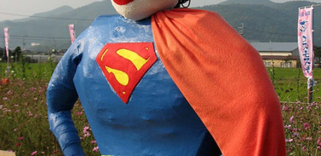 Some disdainful thoughts on Superman