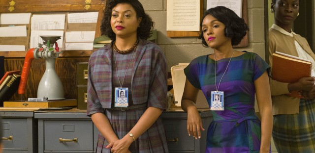 Pop Culture Happy Hour : Hidden Figures and One Day at a Time  Image
