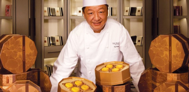 Chinese pastries taken to next level at luxury hotel
