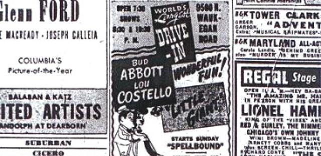 'Chicago Tribune'--June 7, 1946