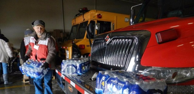 More help needed in Flint, Michigan