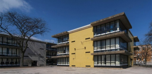 Could proposed school closings put an important class of architecture at risk?