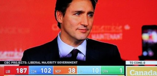 Liberals win big in Canada's elections