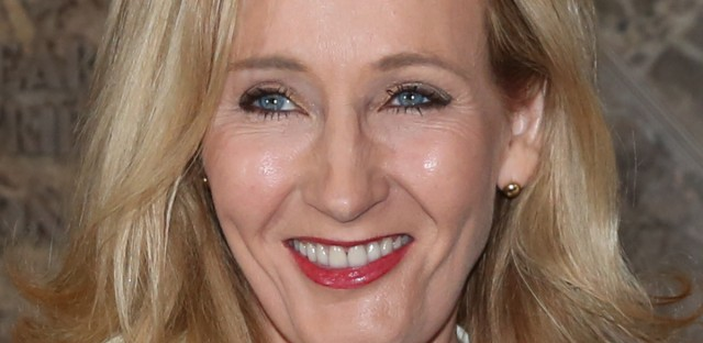 PEN American Center Awards Free-Speech Prize to J.K. Rowling