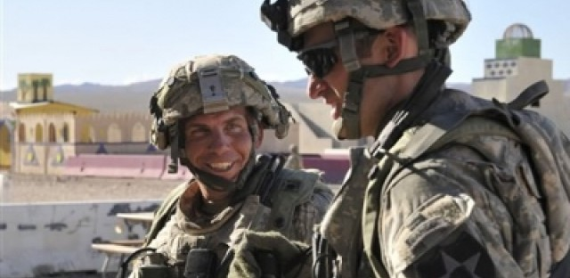 Wife of accused Sgt. Robert Bales speaks on husband, offers condolences