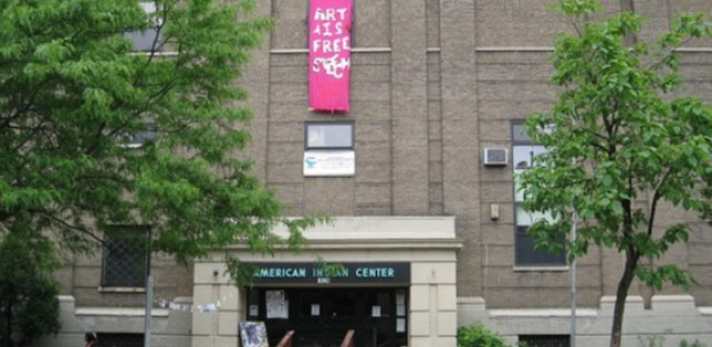 American Indian Center of Chicago--1630 W. Wilson Ave.