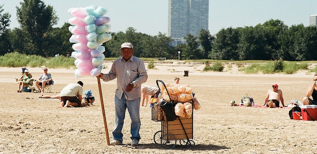 Montrose Beach: Photo of the Day - August 29, 2013