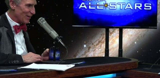 StarTalk Radio : Cosmic Queries: Altered States, with Bill Nye Image