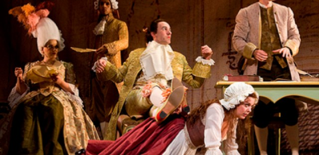 Theater Factoid: 'Candide'