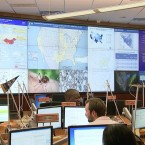 Screenshot from the CDC Emergency Operations Center B-Roll