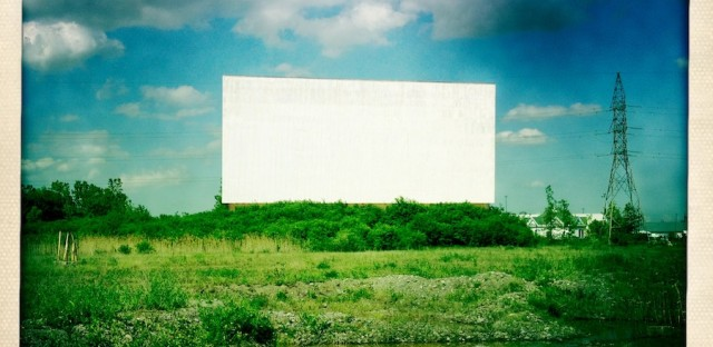 """Broken Altar"" Mike Rollo, 20 min., 16mm on Video, 2012, Canada."