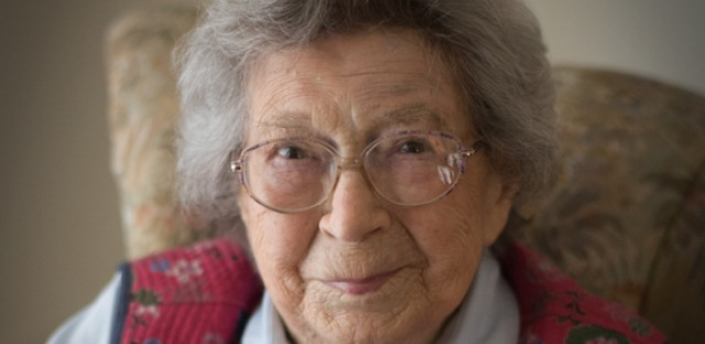 Cleary, shown at 99, now lives near Monterey, Calif.